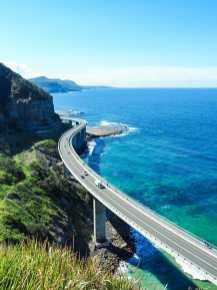 Sea Cliff Bridge Lookout