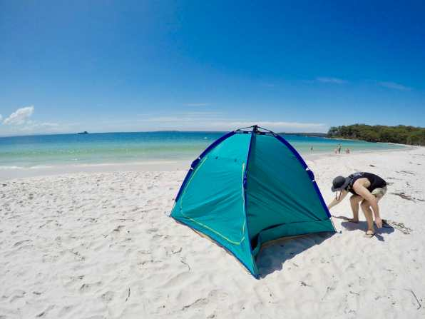 Green Point, Jervis Bay