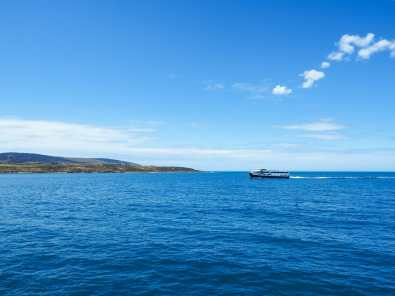 En route to Penneshaw on Kangaroo Island