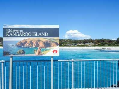 Welcome to Kangaroo Island!