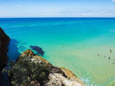 Mediterranean vibes on North Stradbroke Island