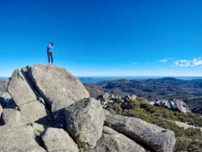 Mount Buffalo views