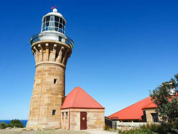 Little Barrenjoey Lighthouse
