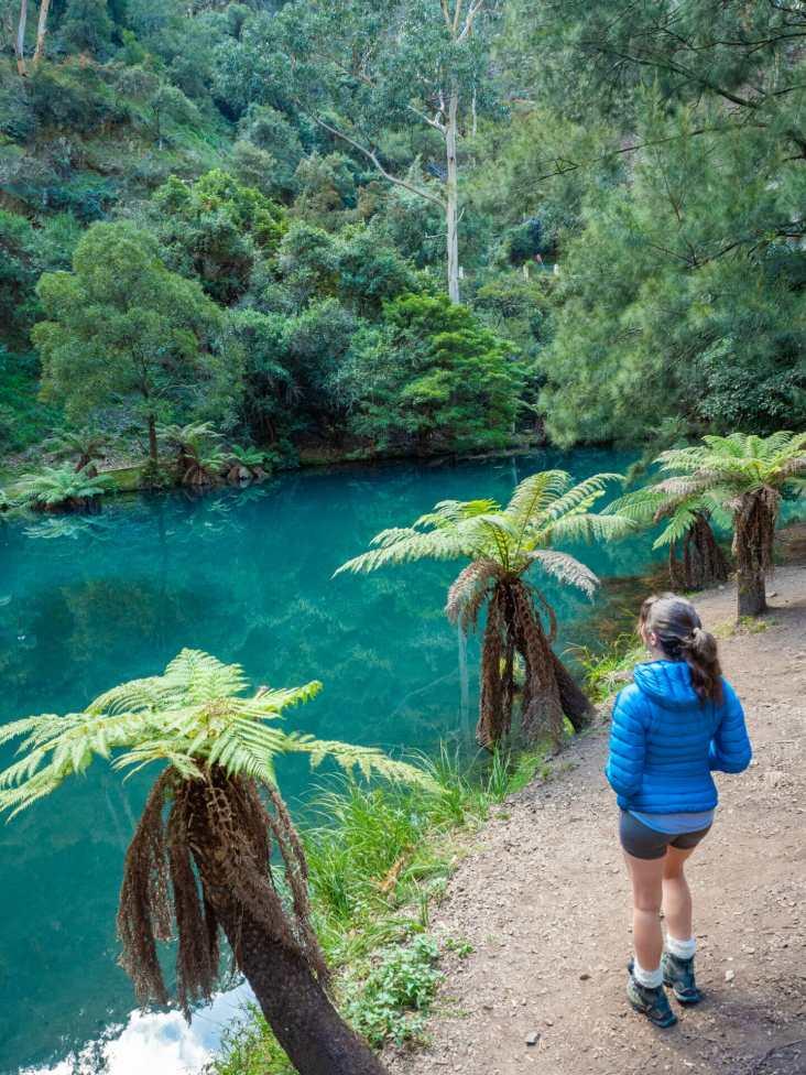 Blue Lake, Jenolan Caves
