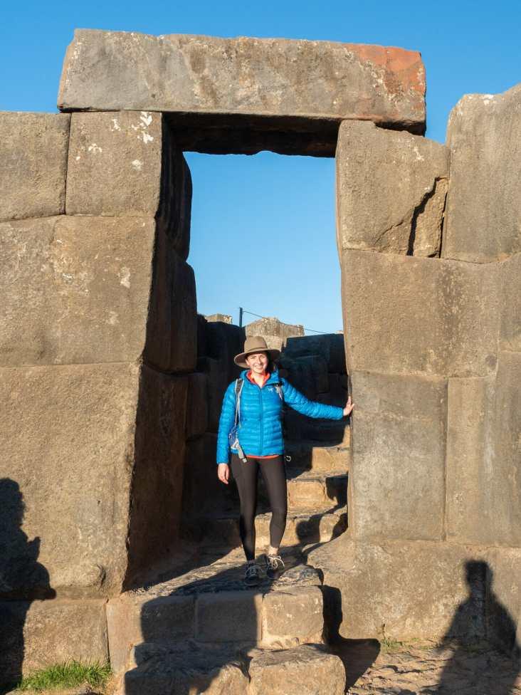 Exploring Sacsahuamán