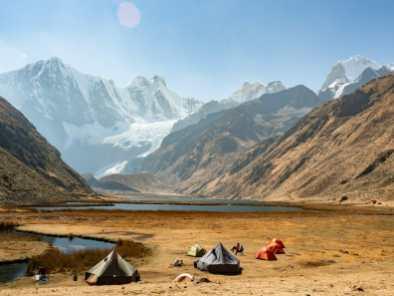 Incahuain campsite