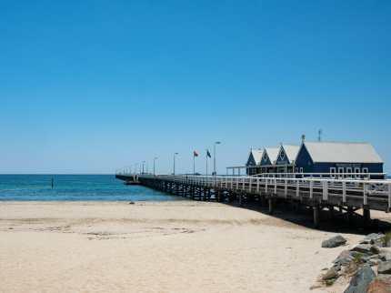 Busselton Jetty Perth Western Australia