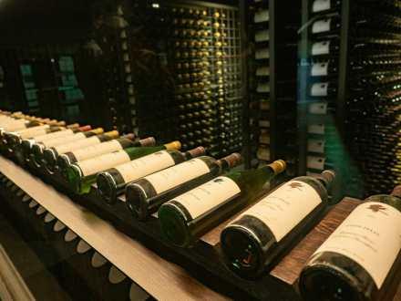 Wine cellar at Vasse Felix