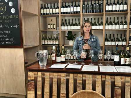 McHenry Hohnen wine cellar door Margaret River