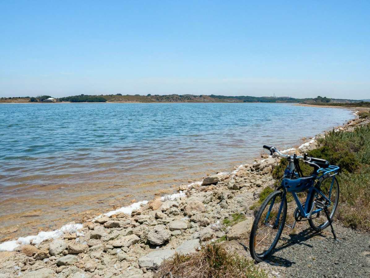 Biking around Rotto