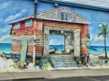 Street art Fremantle Western Australia