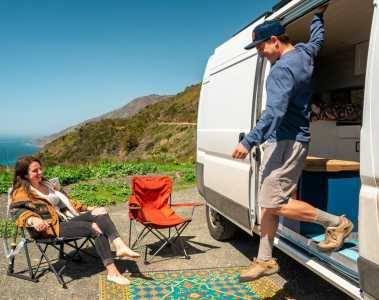 vanlife California 1 PCH Big Sur Brooke Around Town