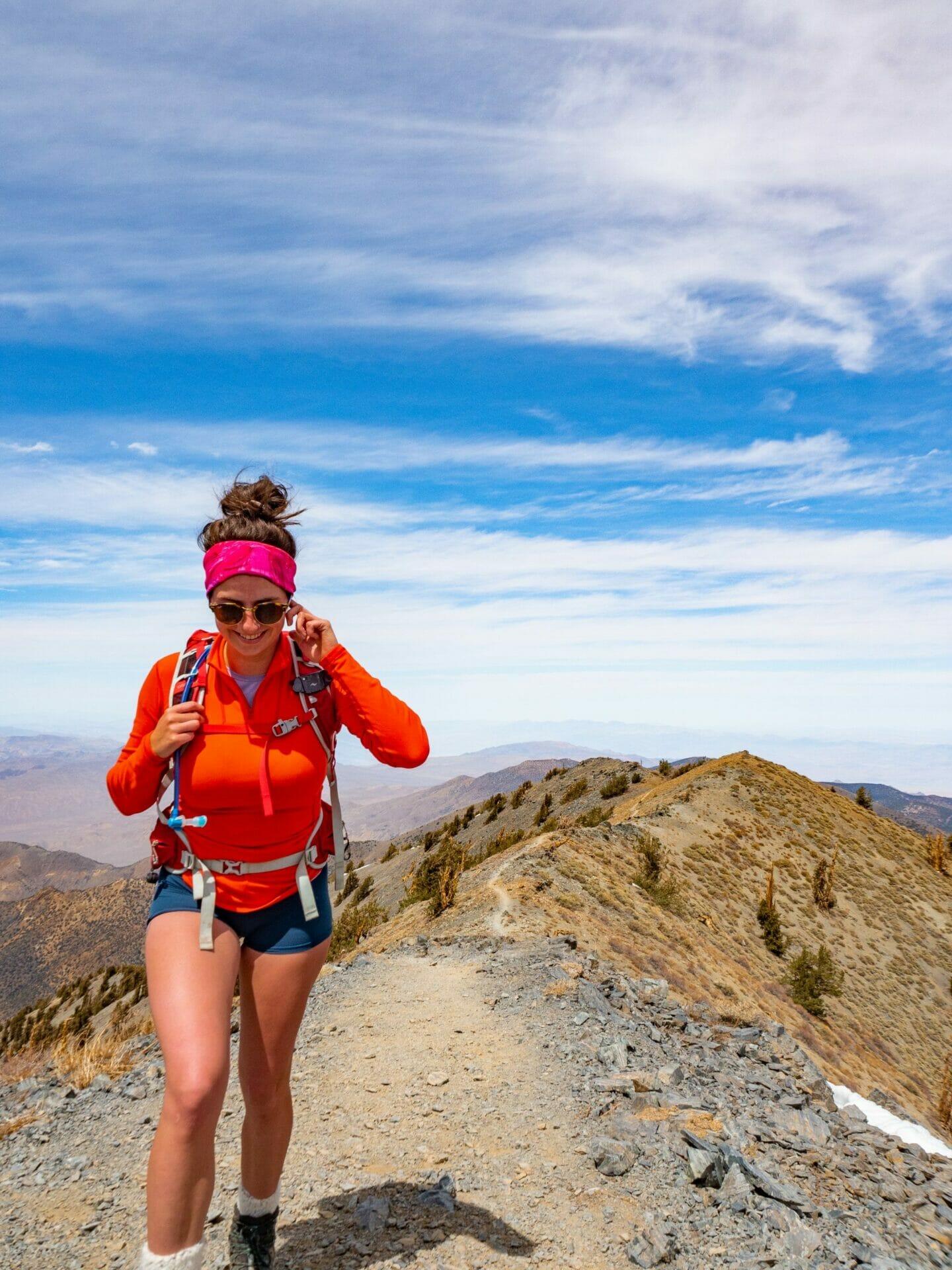 Death Valley National Park Telescope Peak hike