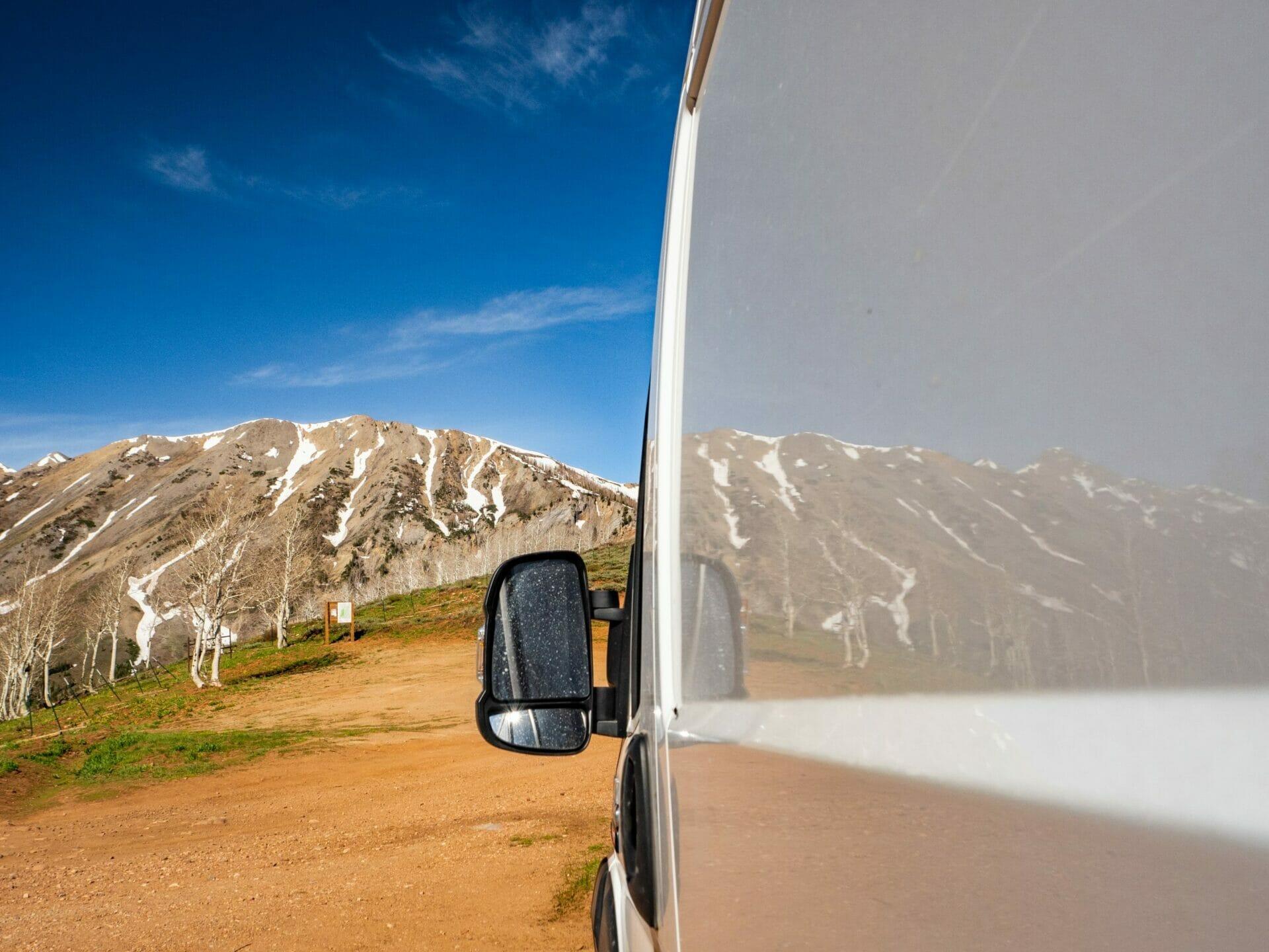 Mt Nebo summit hike Salt Lake City Wasatch Mountains