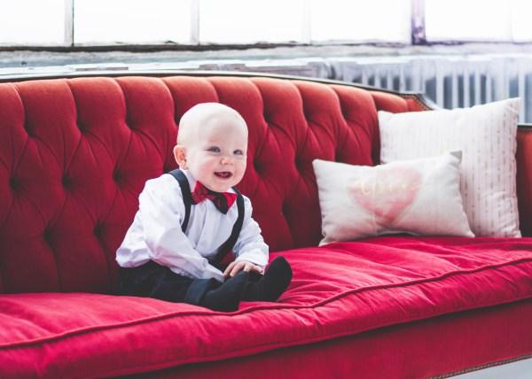 baby one year photo