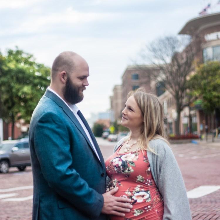 maternity photos dayton ohio