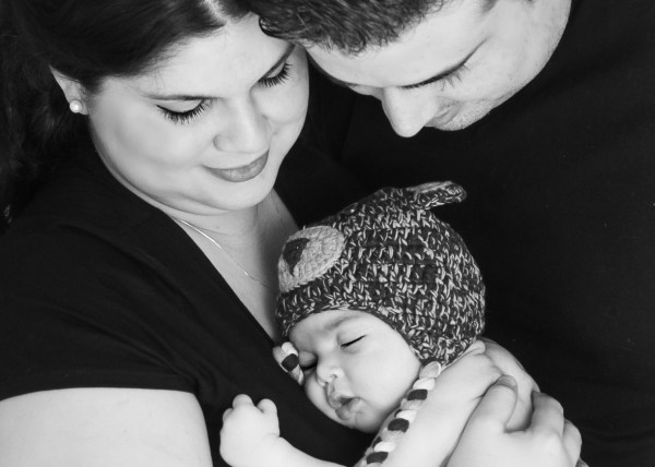 newborn photographer dayton ohio