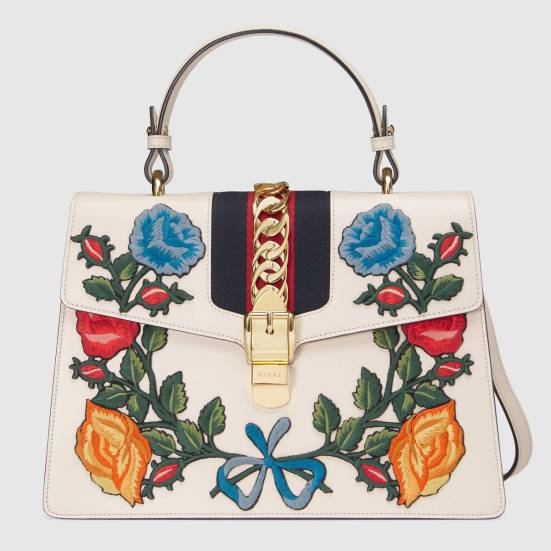 431665_CVL6G_8406_001_073_0000_Light-Sylvie-embroidered-leather-top-handle-bag