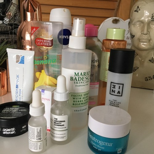 January Product Empties 2018 | www.brookeclarke.com