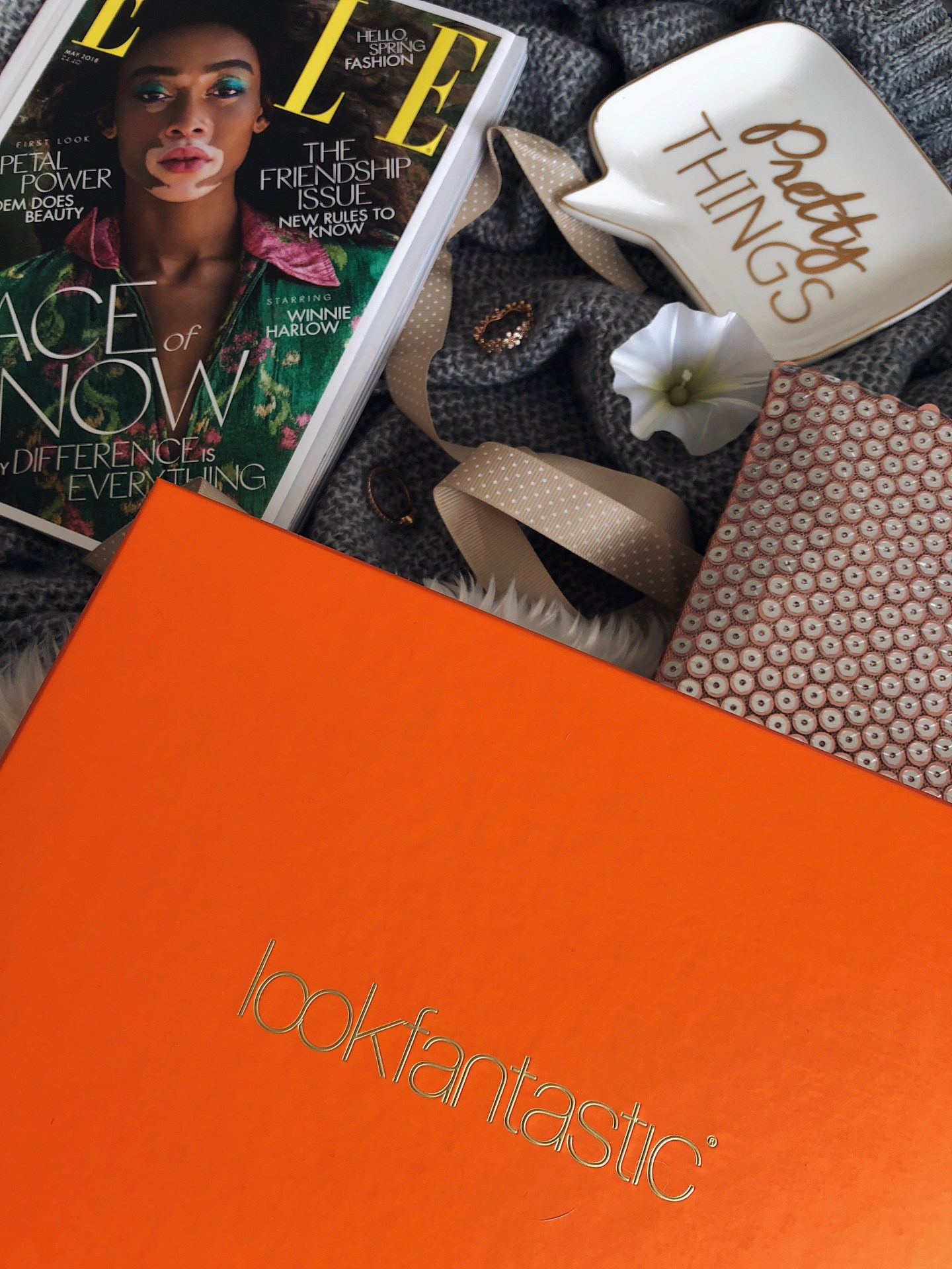 May 2018 Lookfantastic Subscription Box