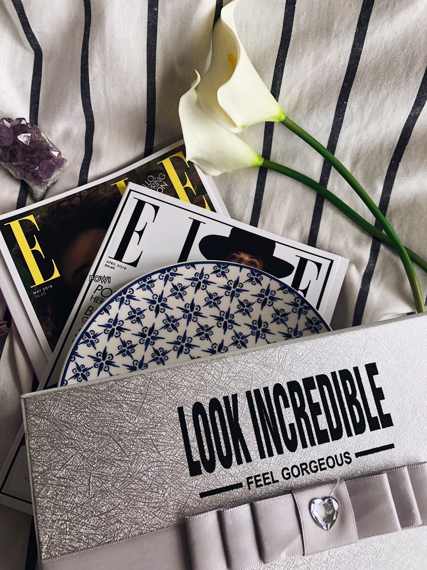 May 2018 Look Incredible Deluxe Subscription Box