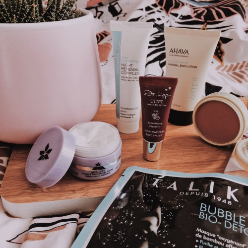 October 2018 Look Fantastic Beauty Subscription Box