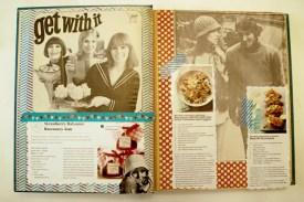vintage collage recipe book 1 art journal brooke gibbons 2
