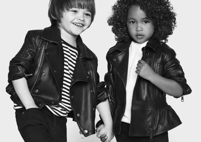 Burberry Childrenswear AW13 Campaign