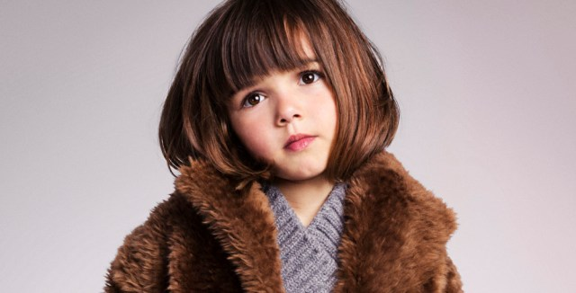 Burberry Childrenswear SS14 Lookbook