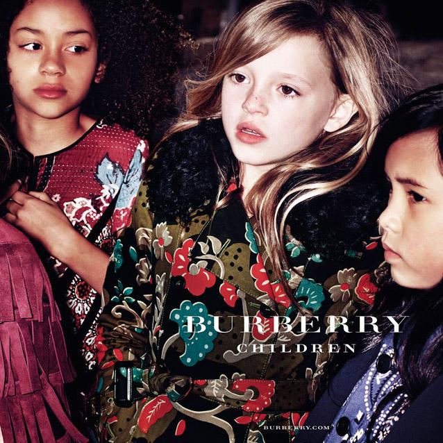 b152d959d Burberry Childrenswear AW15 Campaign – Brooke Neilson