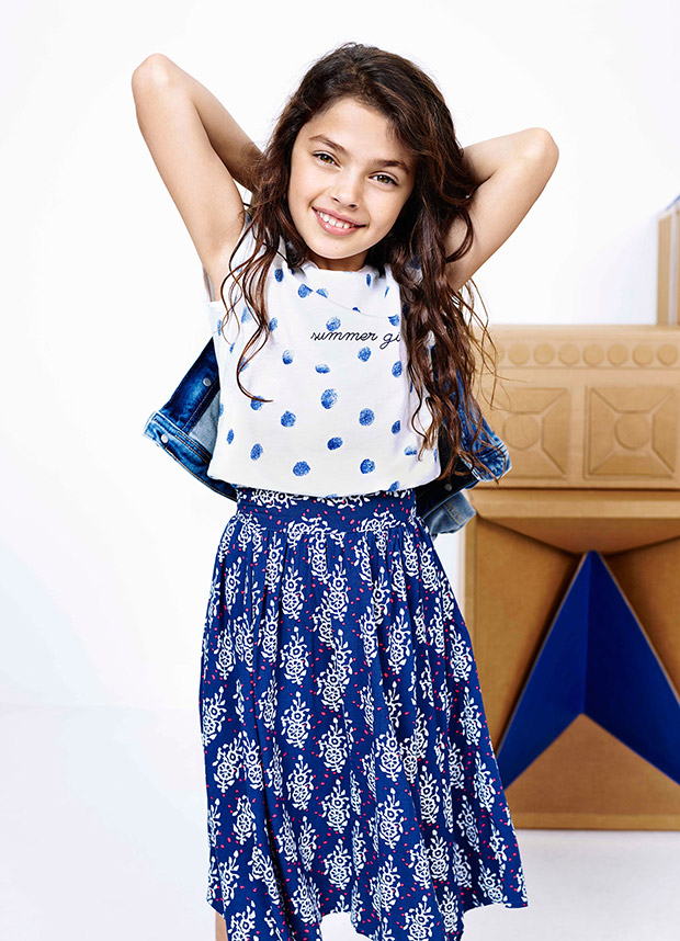 Pepe Jeans – Kids SS16 Campaign