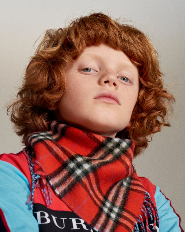 Burberry Kids AW18 Campaign