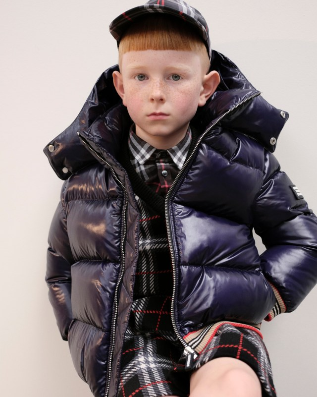 Burberry AW19 Kids Campaign