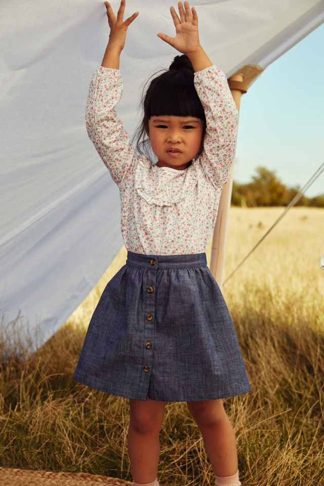 Little White Company SS20