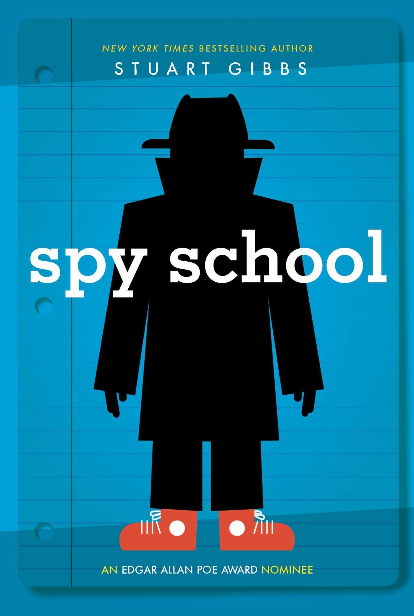 Charecters Spy School
