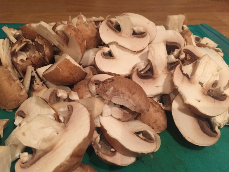 Recipes using Chestnut Mushrooms