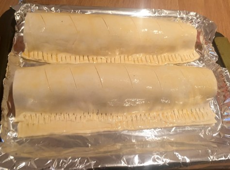 things to make with puff pastry