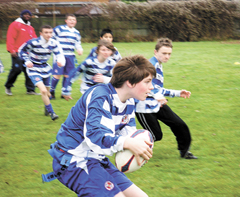 Brookfields Tag Rugby