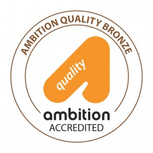 Ambition Quality Bronze logo - Youth Club