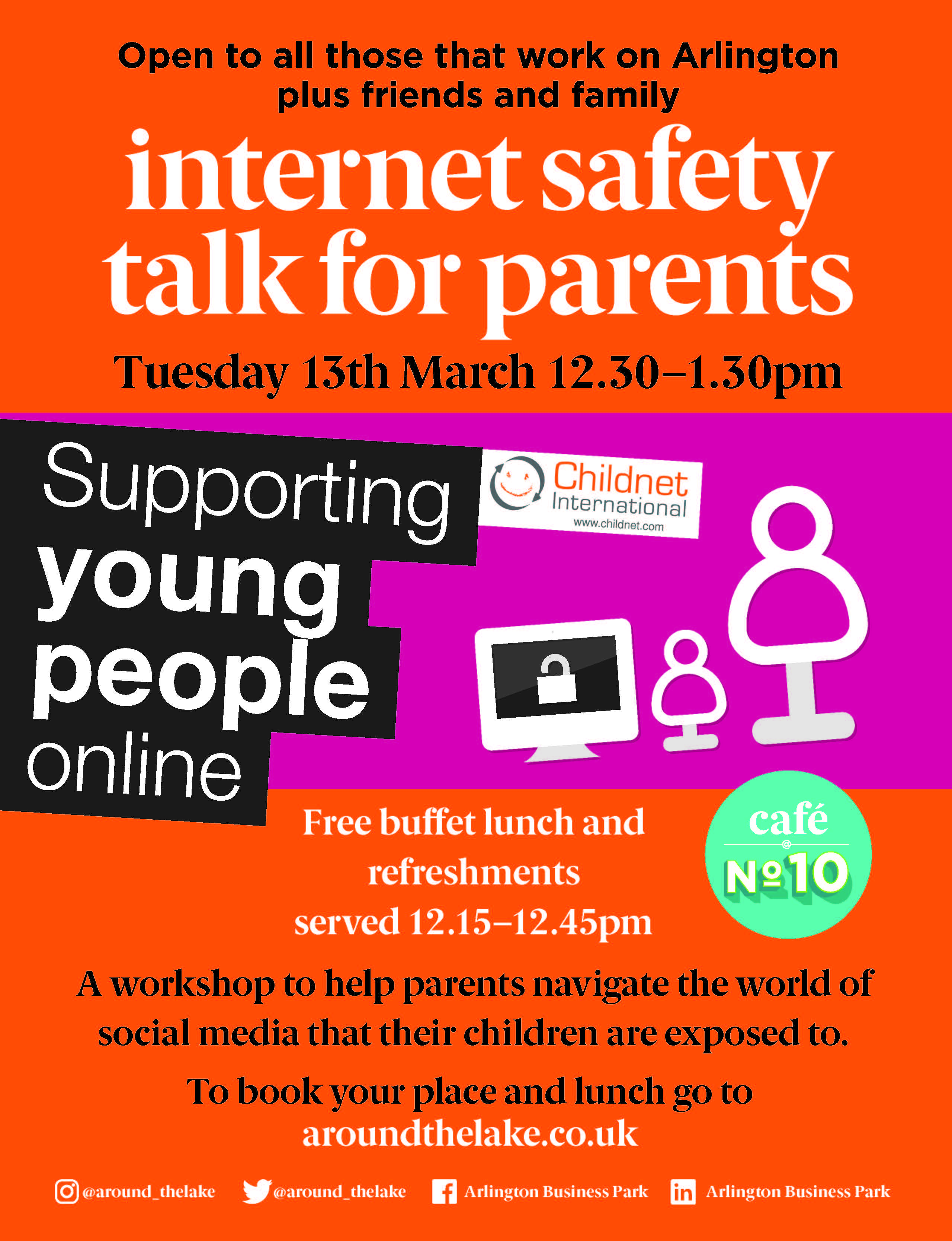 free internet safety talk for parents 13th march 2018