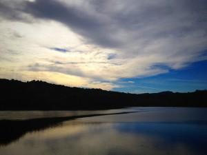 The Lafayette Reservoir