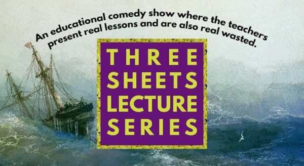 Three Sheets Lecture Series At The Dew Drop Inn ...
