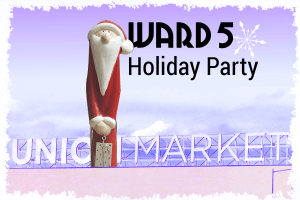 Ward 5 Holiday Party