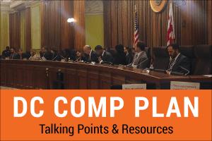 DC Comp Plan - Talking Points & Resources