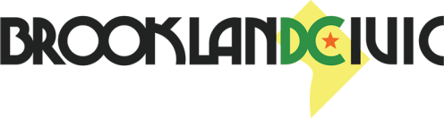 Brookland Neighborhood Civic Association logo