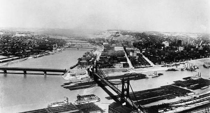 Image result for pittsburgh late 1800s