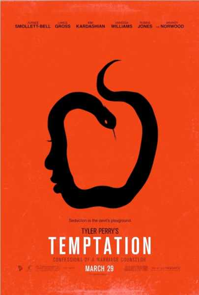 Tyler Perry's Temptation Trailer…Someone Pass Me A Church Fan