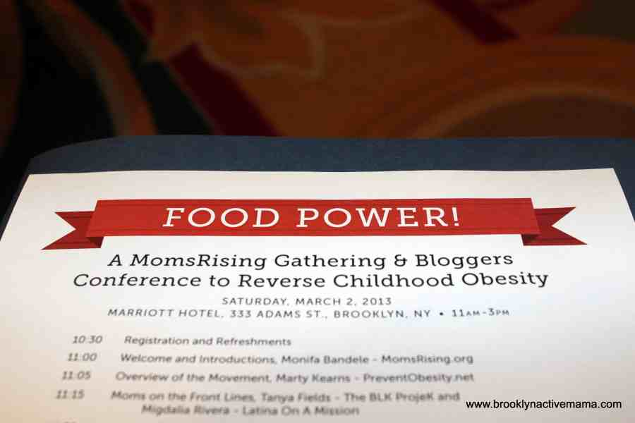 MomsRising FoodPower Conference Recap — Part One