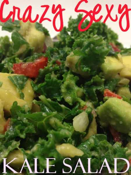 Kale Salad – Just Yum.