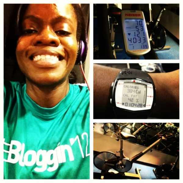 Friday Fitness Check In: Being Nicer To Myself